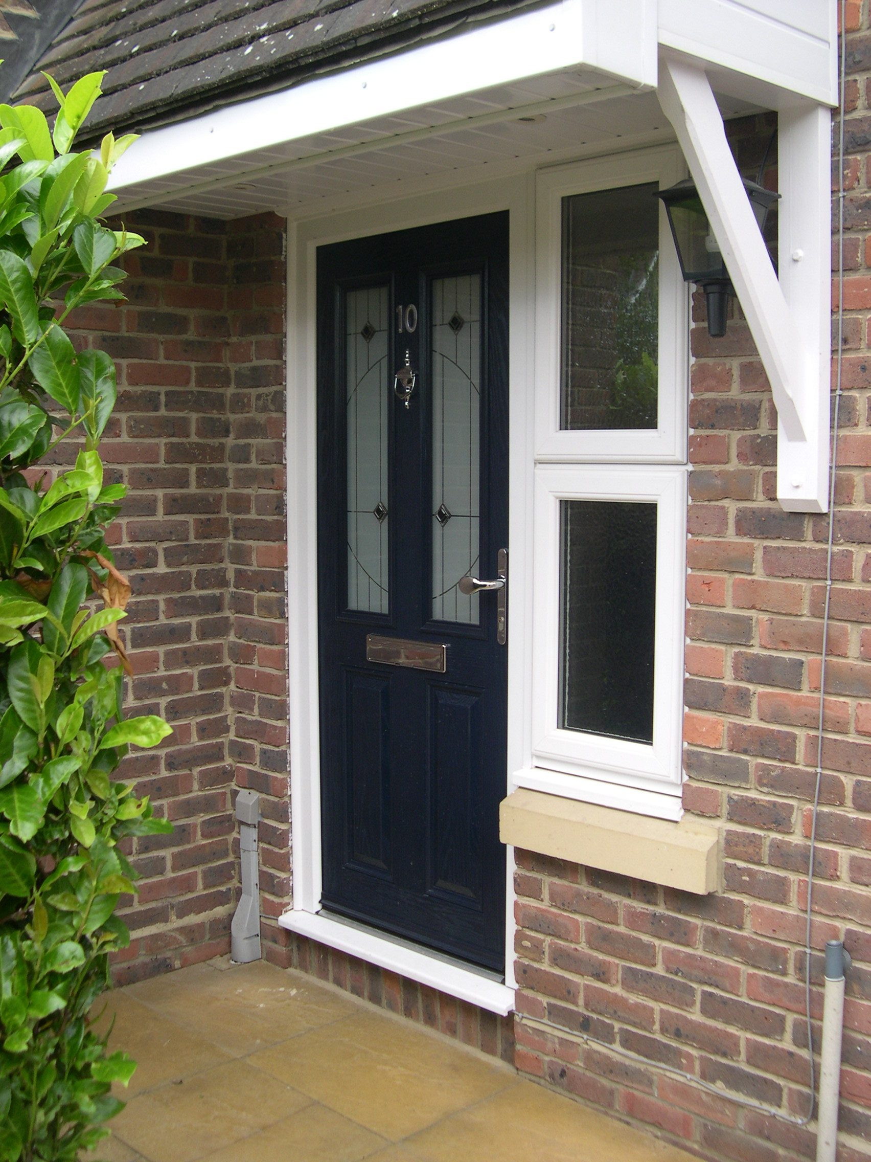 new composite door porch jcs external solutions