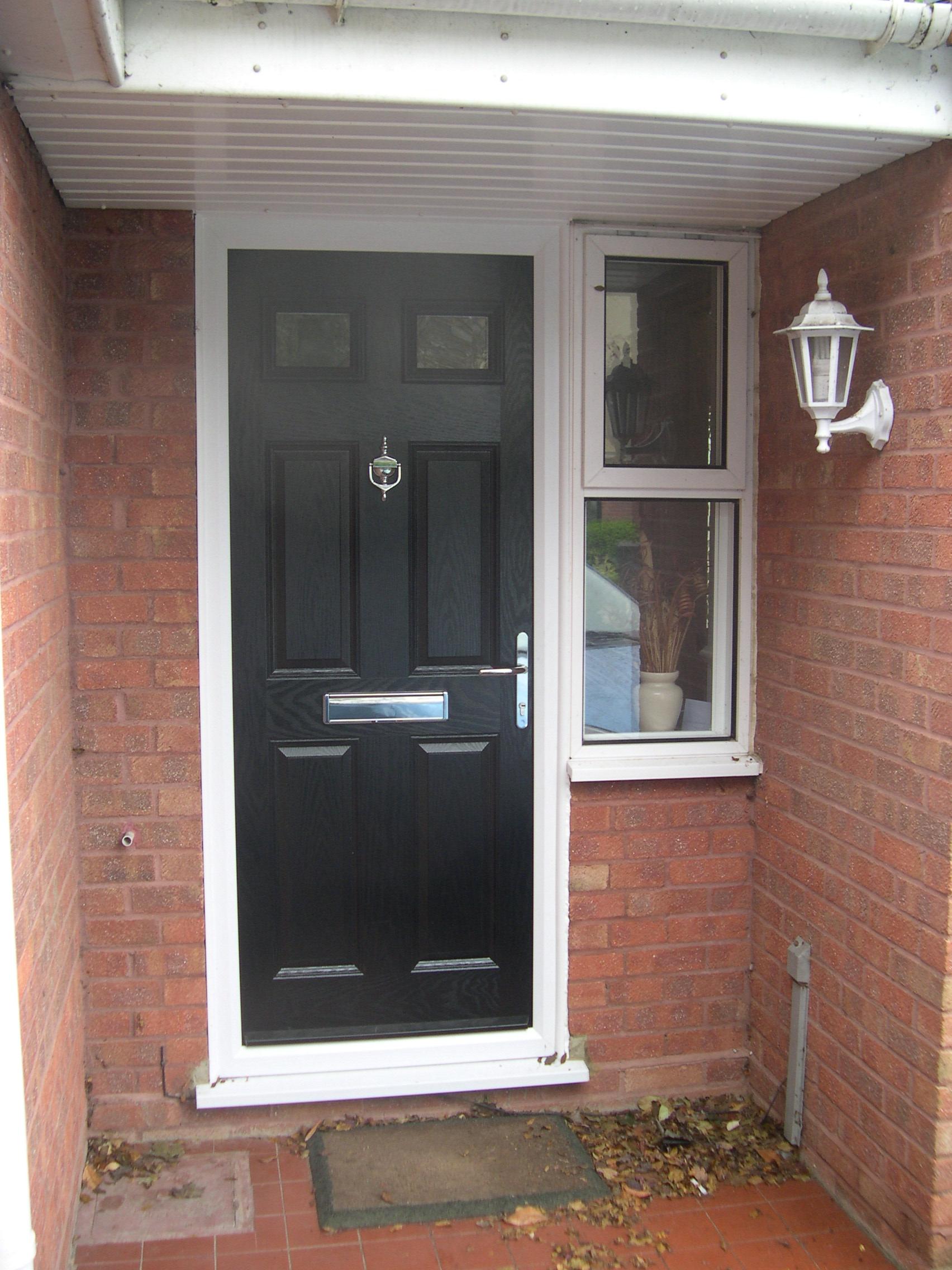 Stupendous New Modern Composite Door Jcs External Solutions Door Handles Collection Olytizonderlifede