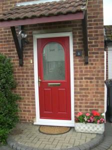 New Composite Door Chelmsford